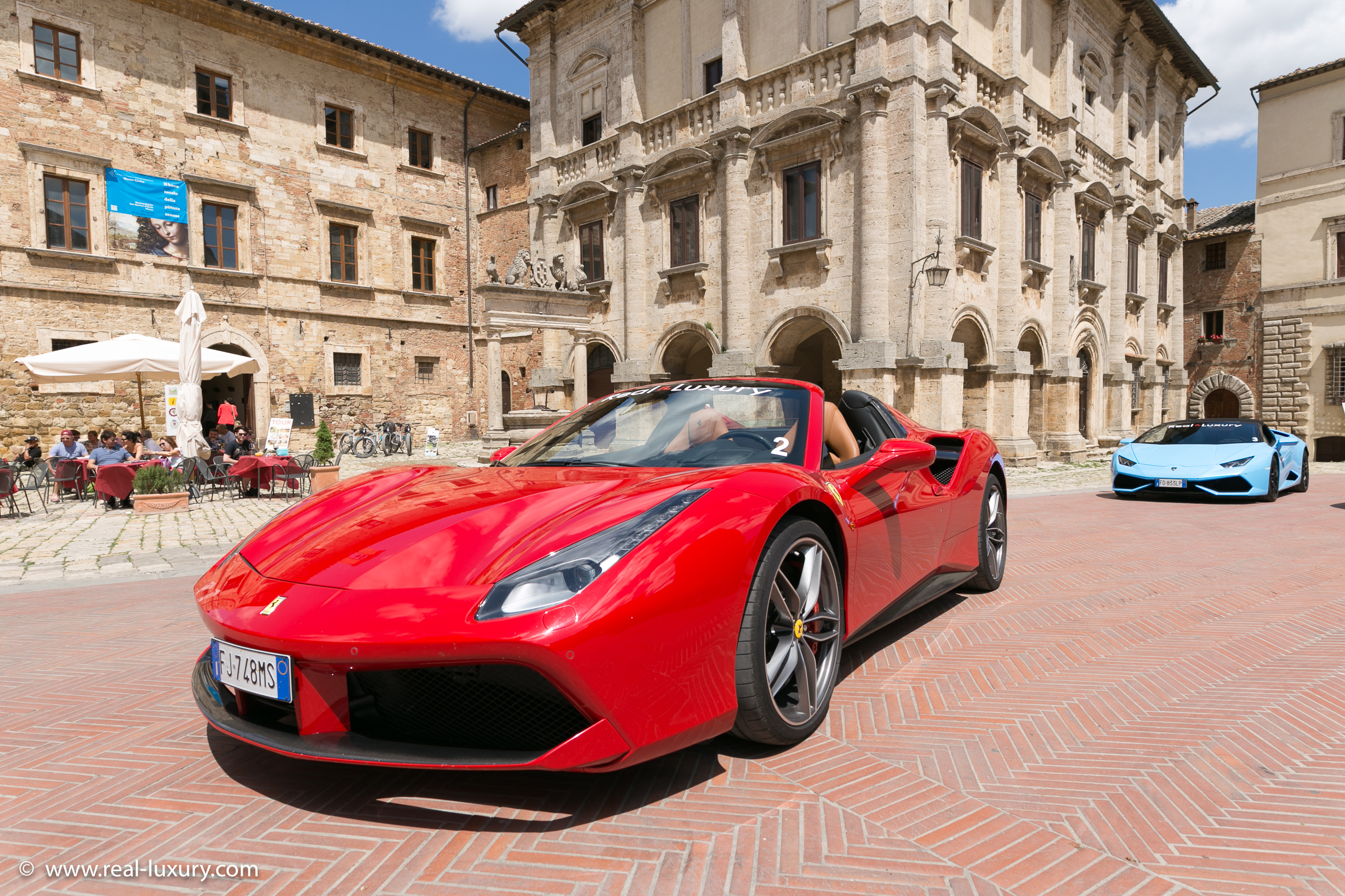 Ferrari and or Lamborghini tours in Italy, Switzerland, France