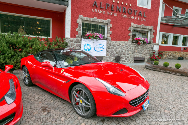HP customer - Ferrari incentives
