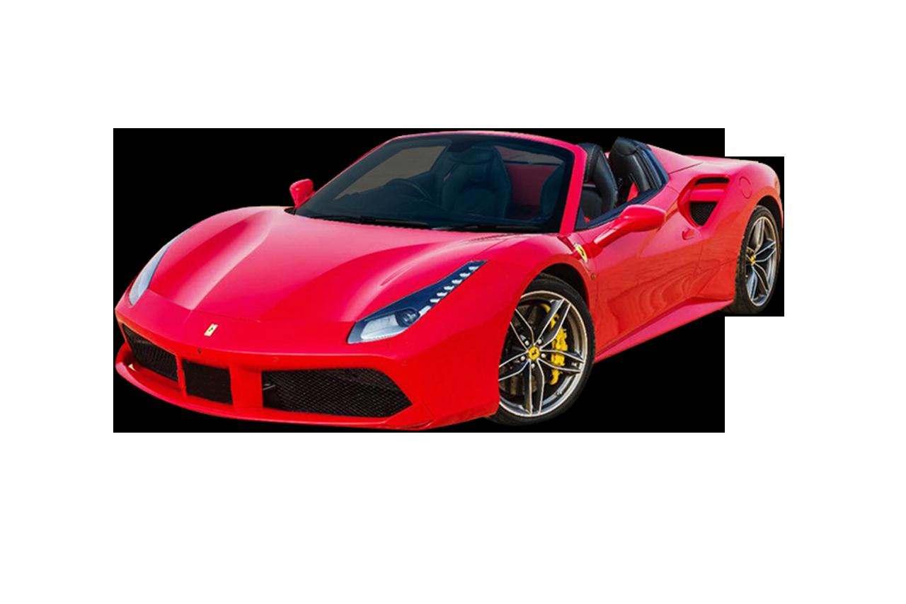 Ferrari 488 GTB Spider