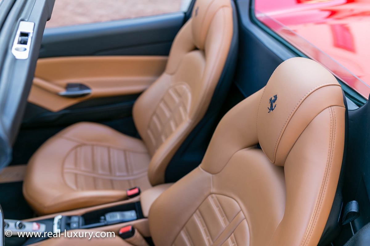 Ferrari California Turbo
