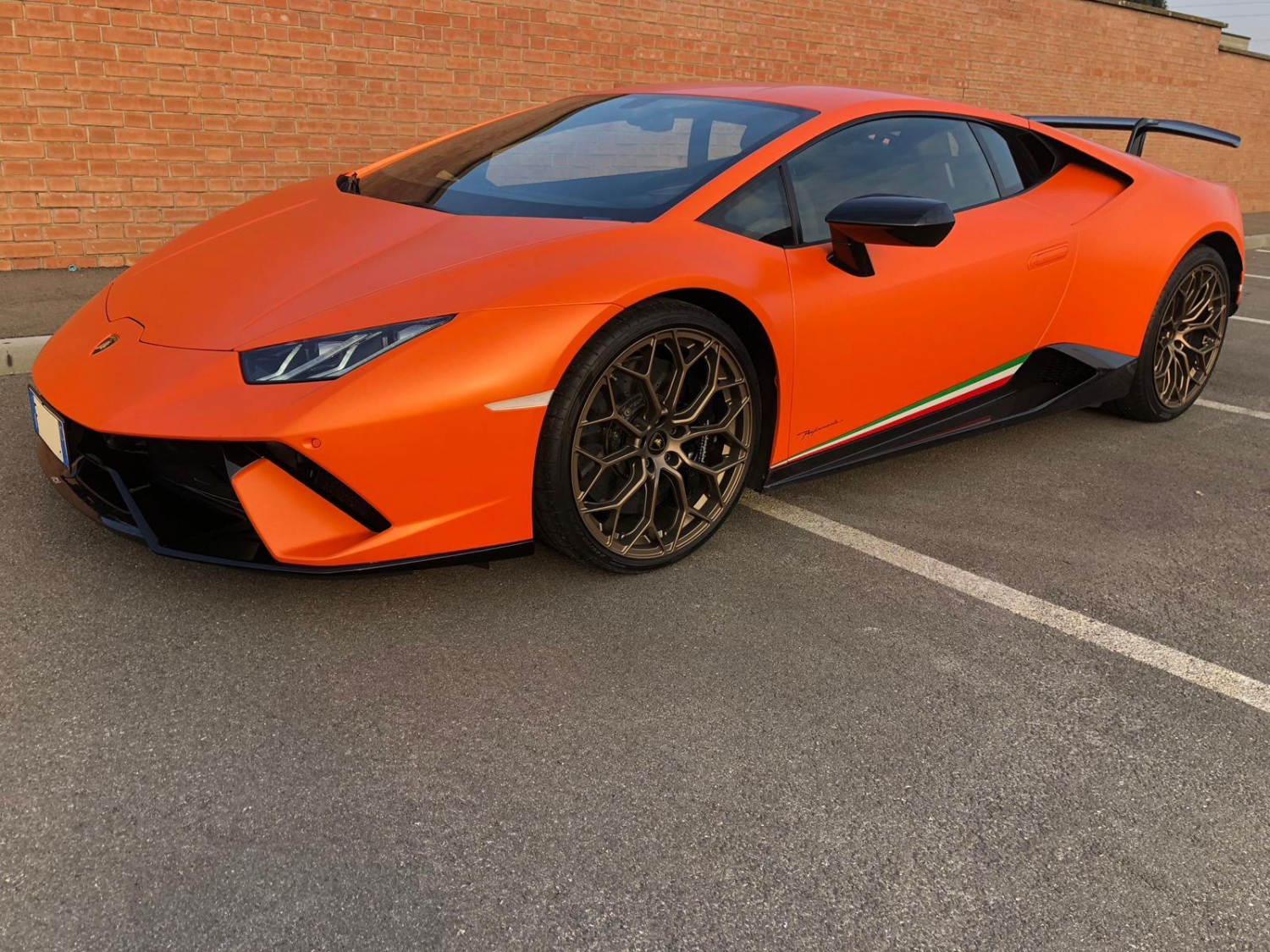 Lambo Huracan Performante